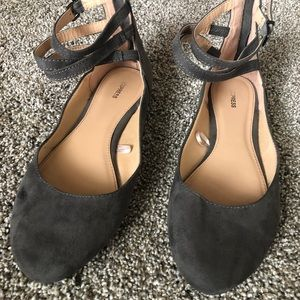 Ballet type shoes